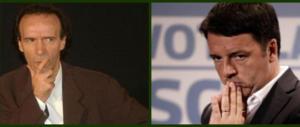 Renzi & Benigni, che stia nascendo una nuova coppia di comici?