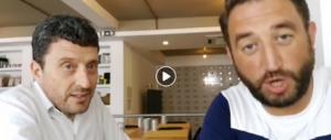 """""""Governo gialloverde in Sicilia?"""" Botta e risposta Buttafuoco-Cancelleri (video)"""