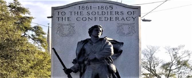 Tensione in Usa: dopo150 anni la guerra di secessione non è finita