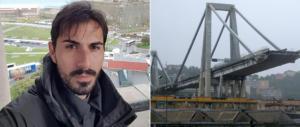 Ponte Morandi, la testimonianza di un calciatore: «Sono vivo dopo un terribile volo…»