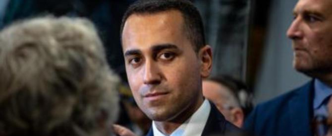"""Effetto centrodestra sul governo: Di Maio si converte al """"Prima gli italiani"""""""