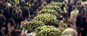 Genova, funerali di Stato: applausi al governo, fischi ai parlamentari Pd