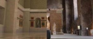 Cultura, tecnologia 3D: le Terme di Diocleziano com'erano in origine