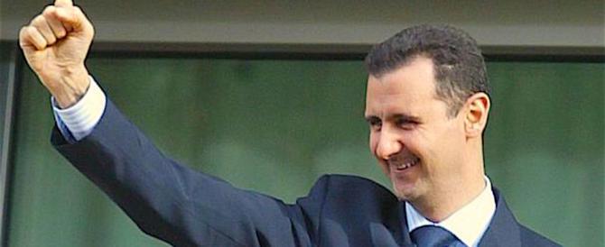 """Siria, Assad annuncia: """"La vittoria è vicina. Sconfitti i sionisti-americani"""""""