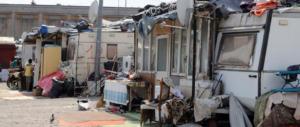 Furti e rapine a Roma, blitz anti-rom: arresti al campo nomadi di via Salone