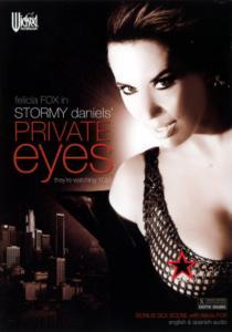 Uno dei film a luci rosse girati da Stormy Daniels