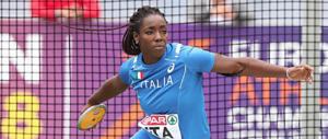 Europei di Berlino: Daisy Osakue (l'atleta colpita da un uovo) va in finale