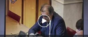 """Casciello (FI) a Crimi: «No ai tagli all'editoria, così uccidete l'informazione"""" (video)"""
