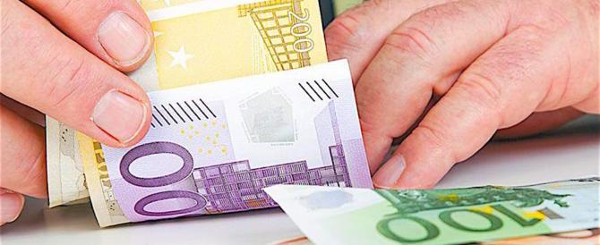 Troppi 12mila euro l'anno di tasse. Meloni: insostenibile, scriviamolo nella Costituzione