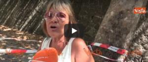 Genova, il dramma degli sfollati: «Ci hanno detto che crollerà tutto» (video)