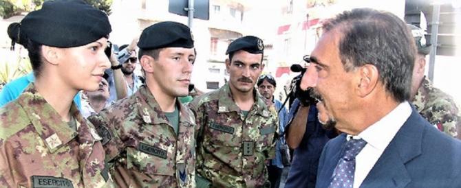 Leva obbligatoria? Un coro di no, ma La Russa perfeziona l'idea di Salvini