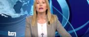 """Giornalista Tg1 contestata per il crocifisso. Meloni: """"Io sto con Marina"""""""