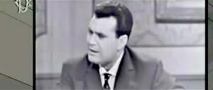"""Angelo Nicosia, il """"fascista"""" nemico della mafia accoltellato dai comunisti (video)"""