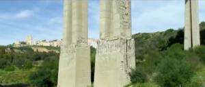 Ad Agrigento l'altro ponte Morandi che fa paura: è chiuso dal 2017 (video)