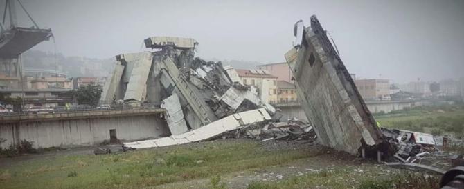 Ponte Morandi, altolà di Toti: «Dal governo non tollereremo un'ora di ritardo»