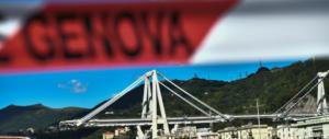 Genova, parla l'esperto: «Il ponte caduto per un difetto di progettazione»