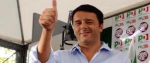 Renzi si prepara ad andare in piazza. E già grida: «Cialtroni, cialtroni»