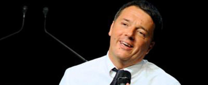 La crisi di nervi di Renzi: «Basta, gli sfascisti al governo finiranno male»