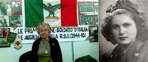 Scomparsa a Milano Velia Mirri, ausiliaria della Rsi. Non rinnegò mai