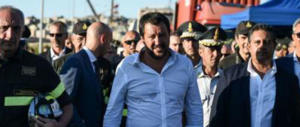 Genova, Salvini: «Atlantia faccia di bronzo, parla di soldi davanti ai morti»