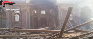 Crollo chiesa San Giuseppe dei Falegnami: due indagati per disastro colposo