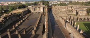 Scavi di Pompei, nuove scoperte per la Casa di Giove e tracce di vita