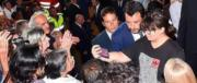 Il selfie di Salvini non assolve la sinistra ricoperta di fischi a Genova