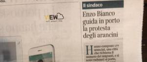 """Se per il """"Corsera"""" Enzo Bianco è ancora il sindaco di Catania…"""