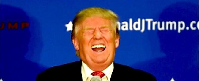 """Volano gli Usa del """"fascistone"""" Trump: boom dell'economia, sinistri in lutto"""