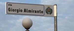 Una via intitolata a Giorgio Almirante: ricorso contro lo stop della Raggi