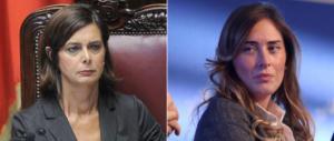 """Boldrini e Boschi """"indecenti"""": si gettano come avvoltoi sui guai della Lega"""