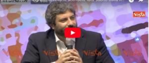 Sorpresa, chi è il nuovo leader del Pd: Fico superstar alla Festa dell'Unità (video)