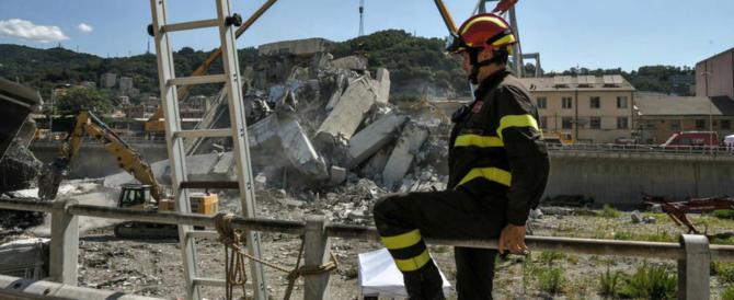 Ponte Morandi, a un mese dal crollo nasce a Genova una nuova domanda civile