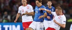 Italia-Polonia, partita deludente ma grandi ascolti in tv