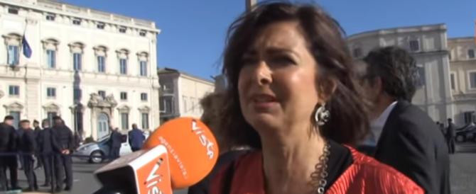 La Boldrini sola e accerchiata: «Tutto è partito dalla bambola gonfiabile»