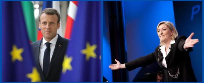 Sondaggi, Macron col fiato sul collo di Marine Le Pen: il sorpasso è cosa fatta