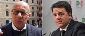 Rampelli: «Renzi ha perso tutti i treni, se ne faccia una ragione»