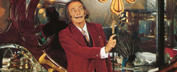 Salvador Dalì, un film celebra l'artista che sapeva replicare i sogni