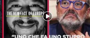Scontro Toscani-Salvini: «Hai la faccia di uno stupratore», «Che schifo…»