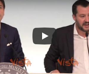 Salvini: «I campi rom spariranno entro la fine della legislatura» (video)