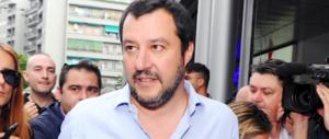 Salvini all'attacco di Boeri: «Gli piace la Fornero? Si dimetta e si presenti alle elezioni»