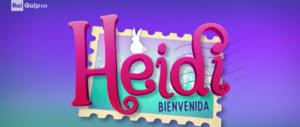 """Irrompe in tv """"Heidi Bienvenida"""", la serie che si ispira al romanzo di Spyri"""