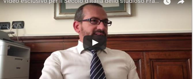 Atreju 2018: il video di Francesco Filini, economista fuori dal coro