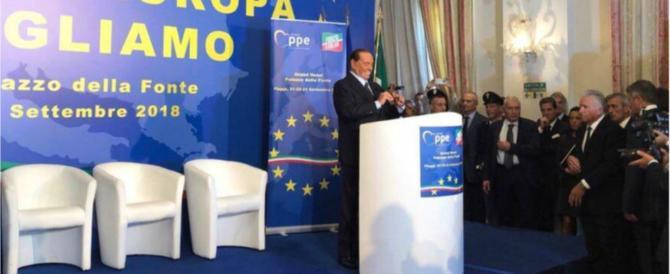 La ridiscesa in campo di Berlusconi: «Alle europee ci sarò. Salvini ha esagerato»