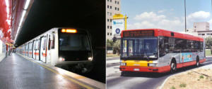 """Roma, rom e immigrati """"predoni"""" nei bus e nella metro: raffica di arresti"""