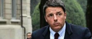 """Renzi disperato: «""""Wilma dammi la clava"""", questo è Salvini il troglodita»"""
