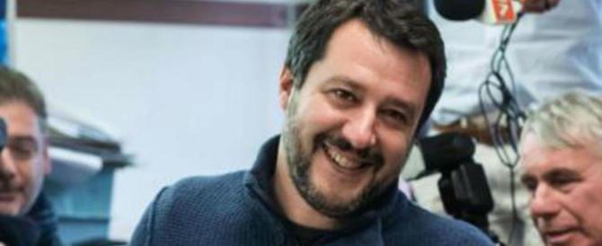 E quattro: un'altra indagine dei pm su Salvini, mentre lui sorride sul Time…