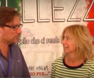"""Susanna Campione ad Atreju: """"Vi spiego il progetto Sovrana Bellezza"""" (video)"""