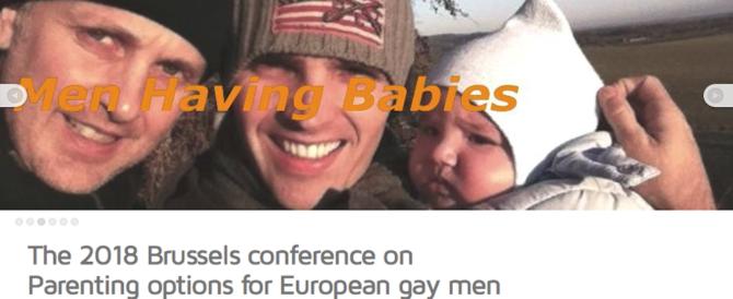 Comprare un bambino a Bruxelles: nel cuore dell'Ue la fiera dell'utero in affitto