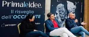 """""""Prima le idee"""": sovranismo, politica e cultura alla tre giorni di FdI ad Ariccia"""